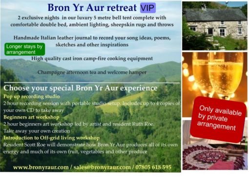 bron yr aur retreat flyer new one march 2017